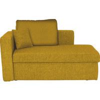 LIEGE Gelb   Gelb/Schwarz, Design, Kunststoff/Textil (142/90 ...