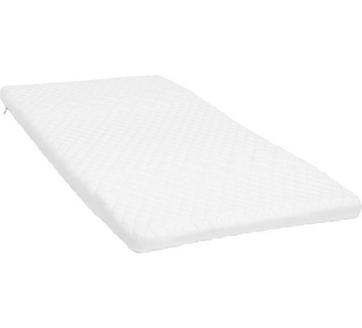 TOPPER 90/200 cm  - Creme, Basics, Textil (90/200cm)