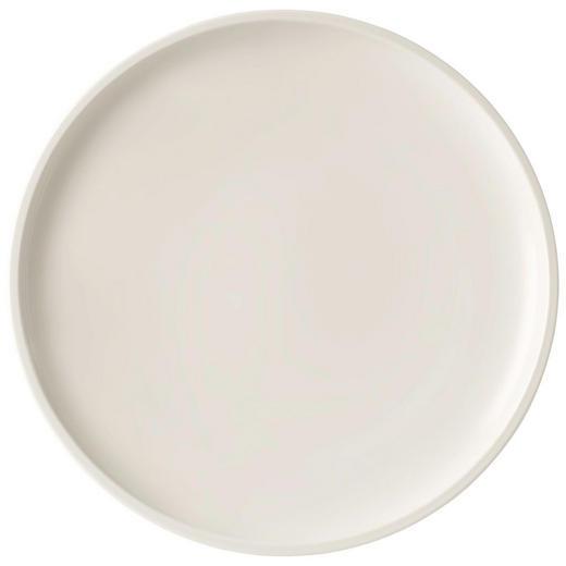 TELLER Keramik Fine China - Creme, Basics, Keramik (29cm) - Villeroy & Boch