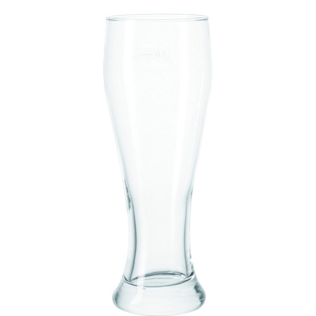 XXXLutz Weizenbierglas 6-teilig