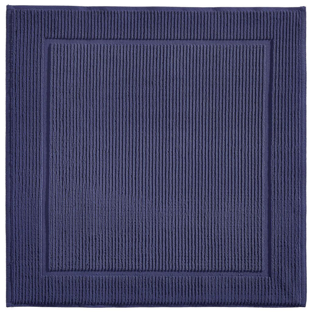 Bio:Vio Badematte bonita dunkelblau 50/60 cm