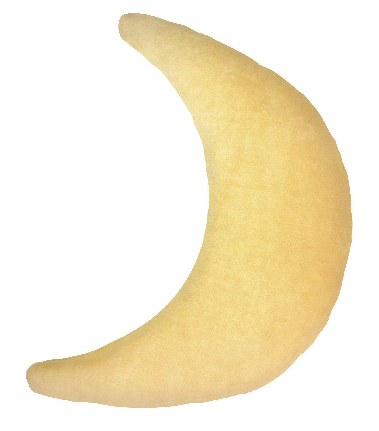 JASTUK ZA DOJENJE - svijetlo žuta, tekstil (27/140cm)