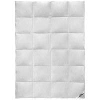 CELOLETNA PREŠITA ODEJA - bela, Konvencionalno, tekstil (200/200cm) - Sleeptex