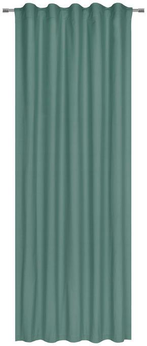 GARDINLÄNGD - grön, Basics, textil (140/255cm) - Esposa