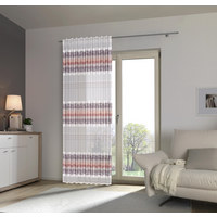 FERTIGVORHANG  halbtransparent   140/245 cm  - Altrosa, Basics, Textil (140/245cm) - Esposa
