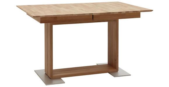 ESSTISCH in Holz 130(180)/90/75 cm   - Eichefarben, KONVENTIONELL, Holz (130(180)/90/75cm) - Voleo