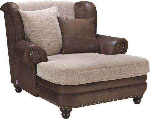 Sessel In Textil Beige Braun Online Kaufen Xxxlutz