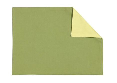 TISCHSET 35/46 cm - Grün, Basics, Textil (35/46cm) - LINUM