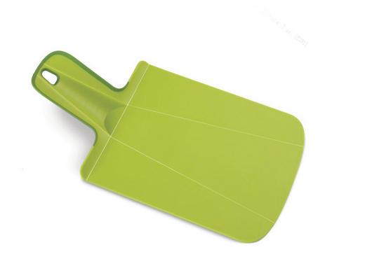 DESKA ZA REZANJE CHOP 2 POT - zelena, Basics, umetna masa (17/31,8/2cm)