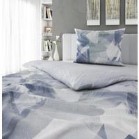 POVLEČENÍ - modrá, Design, textil (140/200cm) - Novel