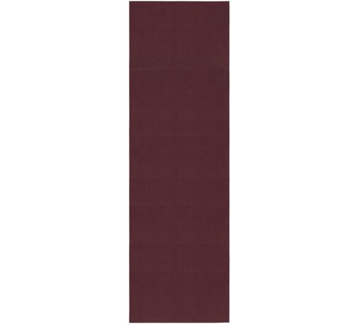TISCHLÄUFER 45/150 cm   - Bordeaux, Basics, Textil (45/150cm) - Homeware