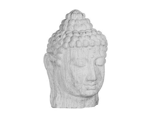 DEKOKOPF Weiß - Weiß, Design, Kunststoff (75/110cm) - Carryhome