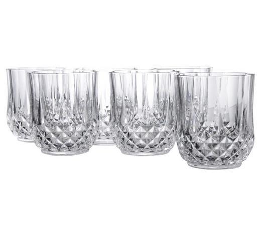WHISKYBECHER, 6ER SET - Klar, Basics, Glas - Creatable
