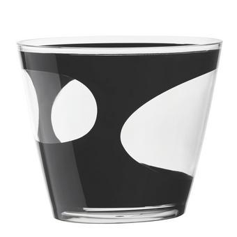 CHLADIČ NA ŠAMPAŇSKÉ VÍNO - černá/čiré, Basics, umělá hmota (20,5/20,5cm) - Homeware