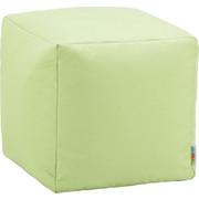 TABURE tekstil svetlo zelena - svetlo zelena, Design, tekstil (40/40/40cm) - BOXXX