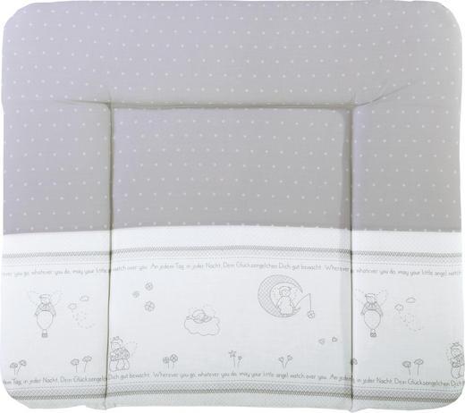 WICKELAUFLAGE - Weiß/Grau, Basics, Textil (85/75cm) - Roba