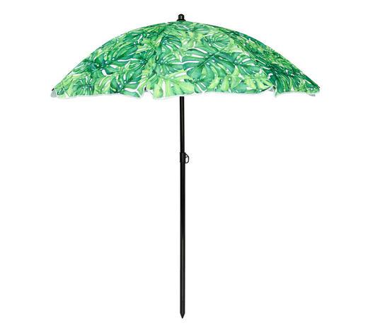 SUNCOBRAN - tamno siva/zelena, Moderno, metal/tekstil (180/200/180cm) - Ambia Garden