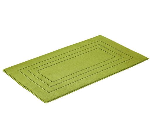 BADTEPPICH in Grün 67/120 cm - Grün, Basics, Textil (67/120cm) - Vossen