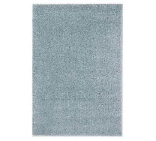 HOCHFLORTEPPICH  160/230 cm  gewebt  Türkis   - Türkis, Basics, Textil (160/230cm) - Novel