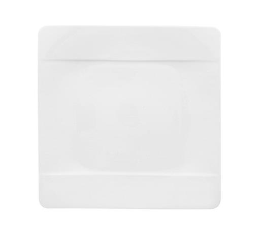 SPEISETELLER Keramik Bone China  - Weiß, Basics, Keramik (27/27cm) - Villeroy & Boch