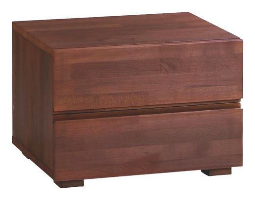 NACHTKÄSTCHEN Buche massiv geölt - Design, Holz (48/35/40cm) - Hasena