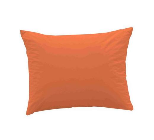 POVLAK NA POLŠTÁŘ, 40/40 cm,  - oranžová, Basics, textil (40/40cm) - Fussenegger