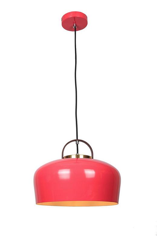 Hängeleuchte - Pink, Trend, Keramik (34/140cm) - Marama