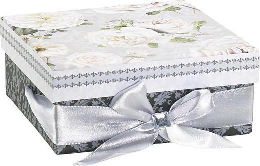 Geschenkbox - Multicolor, Trend, Karton/Papier (14/6/14cm) - Boxxx