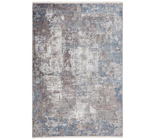 VINTAGE-TEPPICH  160/230 cm  Blau   - Blau, Design, Textil (160/230cm) - Dieter Knoll