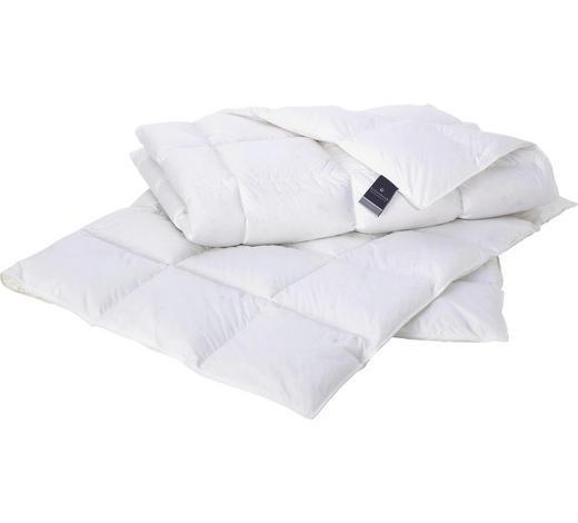 CELOLETNA PREŠITA ODEJA NENA - bela, Basics, tekstil (200/200cm) - Billerbeck