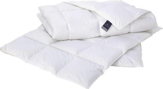 POPLUN CJELOGODIŠNJI - bijela, Basics, tekstil (200/200/cm) - Billerbeck