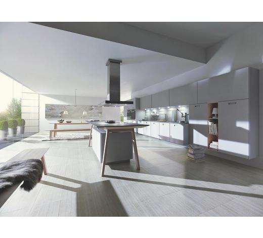 EINBAUKÜCHE - Design, Glas/Holzwerkstoff - Next 125