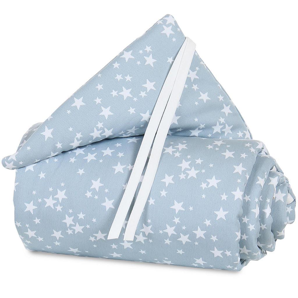Babybay Nestchen pique babybay original blau