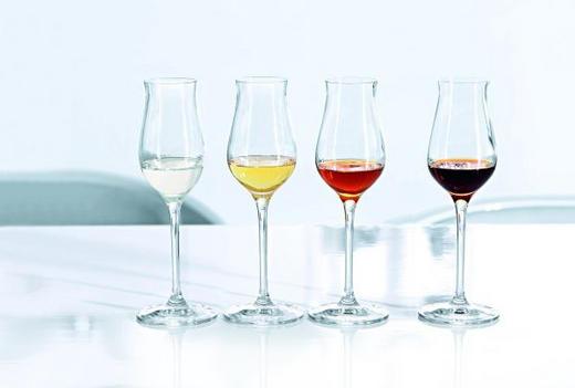 Schnapsglas- 4 tlg. Set  4-teilig - Klar, Basics, Glas (19,7cm) - Spiegelau