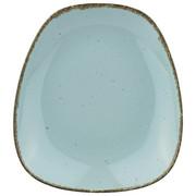 TELLER Keramik Porzellan - Hellblau, Basics, Keramik (20/22,5cm) - Ritzenhoff Breker