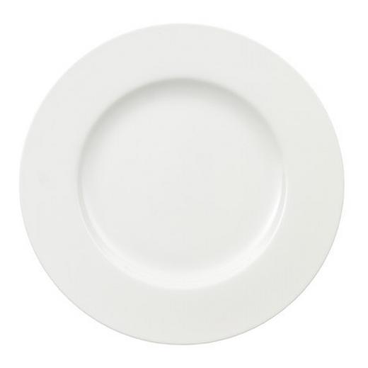 SPEISETELLER Keramik Bone China - Weiß, Basics, Keramik (27cm) - Villeroy & Boch