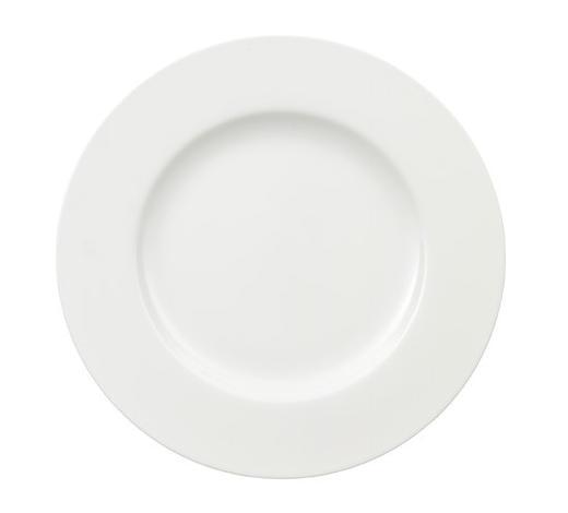 SPEISETELLER 27 cm - Weiß, KONVENTIONELL, Keramik (27cm) - Villeroy & Boch