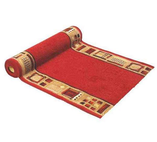 LÄUFER per  Lfm - Rot, KONVENTIONELL, Kunststoff/Textil (80cm) - Esposa