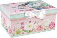 Geschenkbox  - Multicolor, Trend, Papier (20/10/14cm) - Boxxx