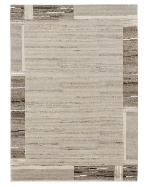 ORIENTTEPPICH  90/160 cm  Beige, Grau - Beige/Grau, Basics, Textil (90/160cm) - Esposa