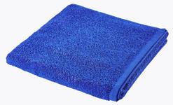 DUSCHTUCH 70/140 cm Blau  - Blau, Basics, Textil (70/140cm) - Esposa