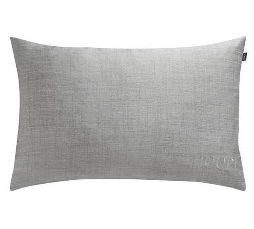 OKRASNA BLAZINA J-TEXTURE - siva, Trendi, tekstil (40/60cm) - Joop!