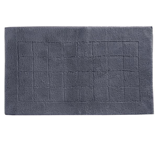 KOPALNIŠKA PREPROGA - temno siva, Konvencionalno, umetna masa/tekstil (60/100cm) - VOSSEN