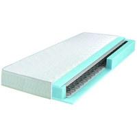 MADRAC - bijela, Design, tekstil (200/120cm) - Lesnina-XXXL