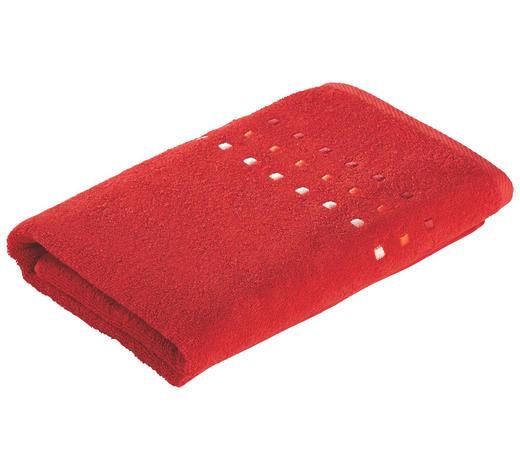OSUŠKA, 70/140 cm, červená - červená, Konvenční, textil (70/140cm) - Esposa