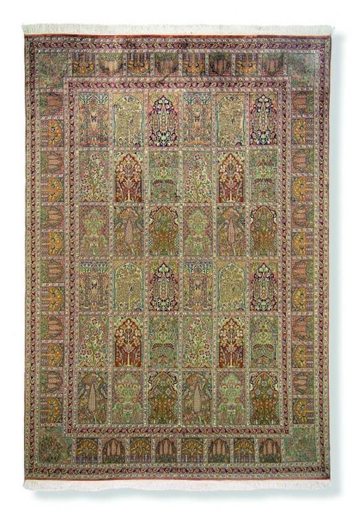 ORIENTTEPPICH  185/185 cm  Multicolor - Multicolor, Basics (185/185cm) - ESPOSA
