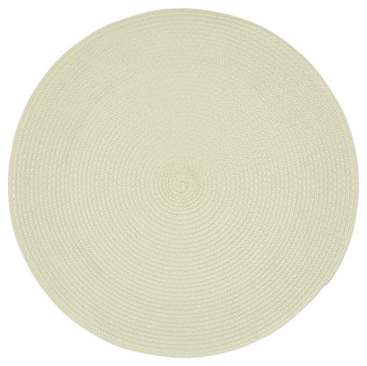 TISCHSET 38/38 cm Textil - Creme, Basics, Textil (38/38cm) - Homeware