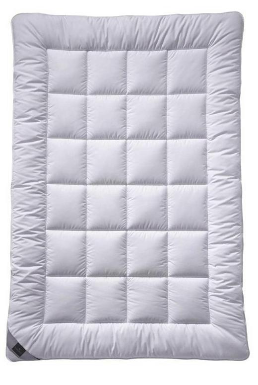 CELOLETNA PREŠITA ODEJA UNO - bela, Basics, tekstil (200/200cm) - Billerbeck