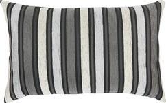ZIERKISSEN 40/60 cm - Creme/Hellgrau, Design, Textil (40/60cm) - Novel