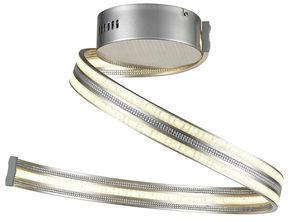 LED-TAKLAMPA - Klassisk, metall (50/35cm) - Novel
